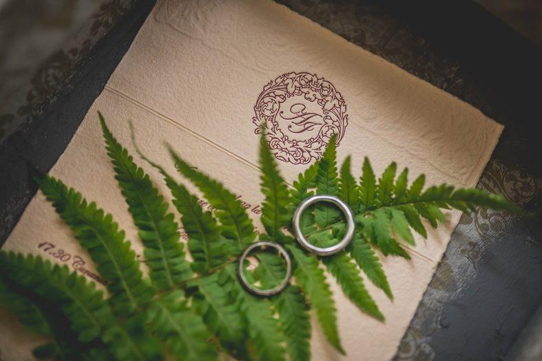 Svatební oznámení z kvalitního papíru