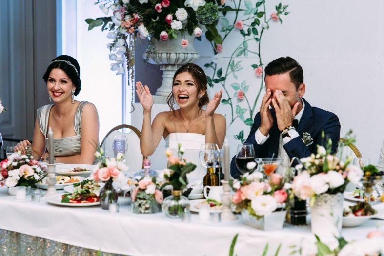 Svatební hry a soutěže