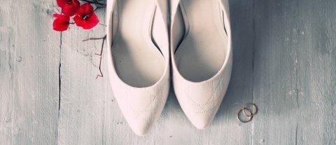 Svatební boty a doplňky