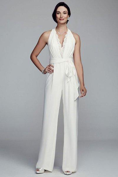 Kalhotový kostým na svatbu  ano či ne  4c79b81a66