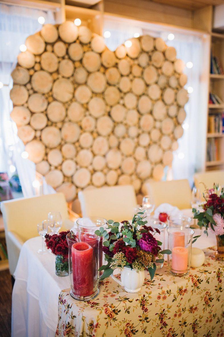 Dekorace svatby dle vašeho přání