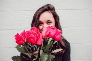 Rozvoz růží - kytice