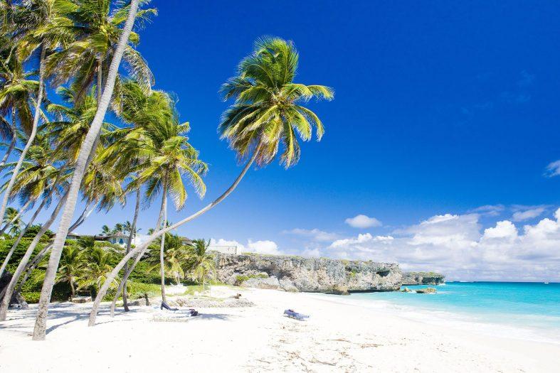 Bottom Bay, nejkrásnější pláž Barbadosu