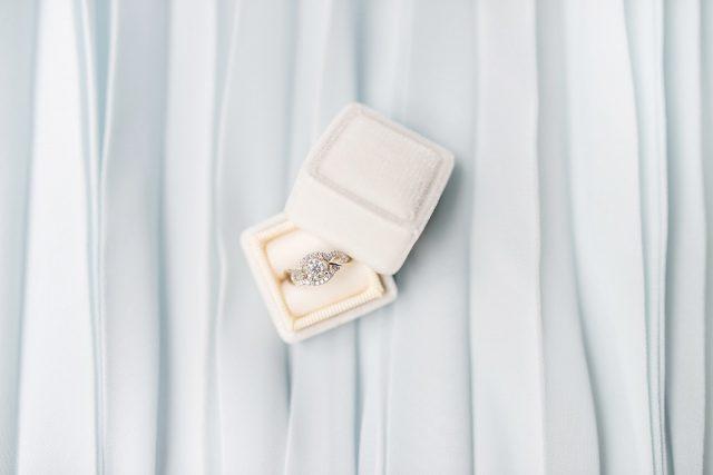 Správná velikost zásnubního prstenu