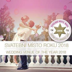 Banner svatební místo roku