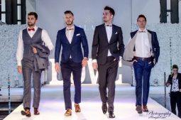 Svatební veletrh Brno 2019 - přehlídka svatebních šatů