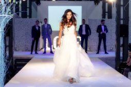 Svatební veletrh Brno 2019 - přehlídka obleků