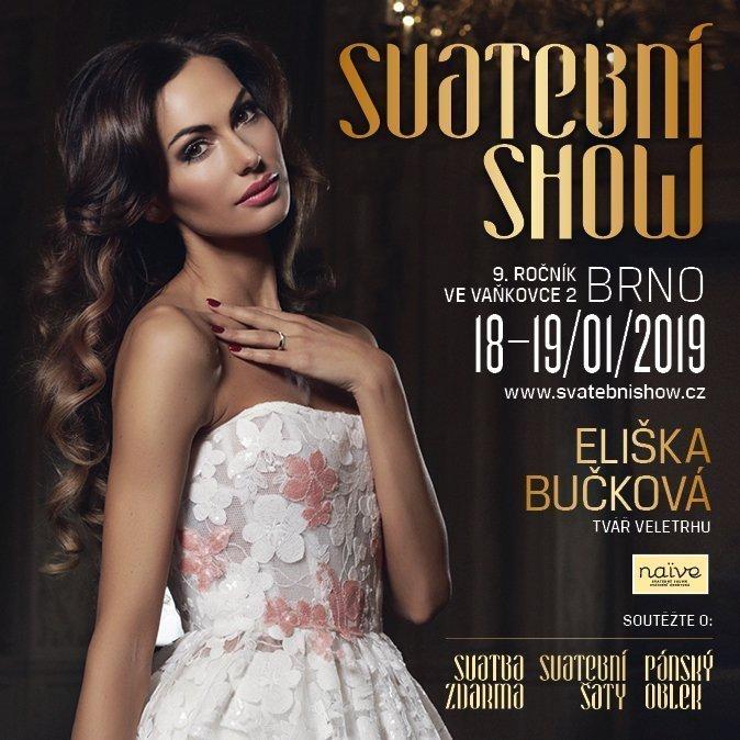 Svatební show Brno - letáček