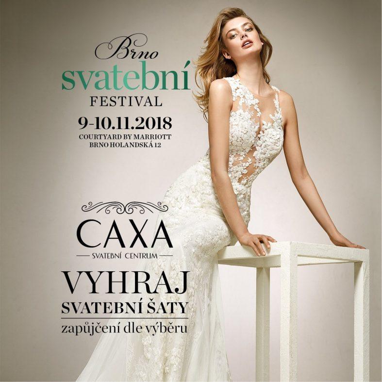Soutěž o svatební šaty Brno 2018