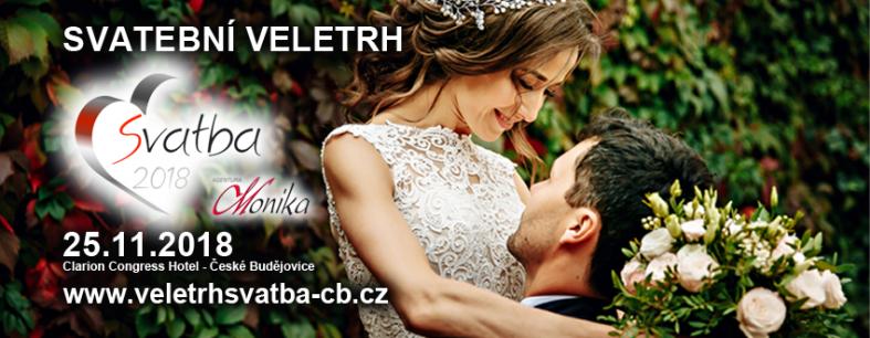 Svatební veletrh svatby České Budějovice 2018