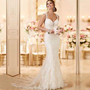 Levné svatební šaty z Číny