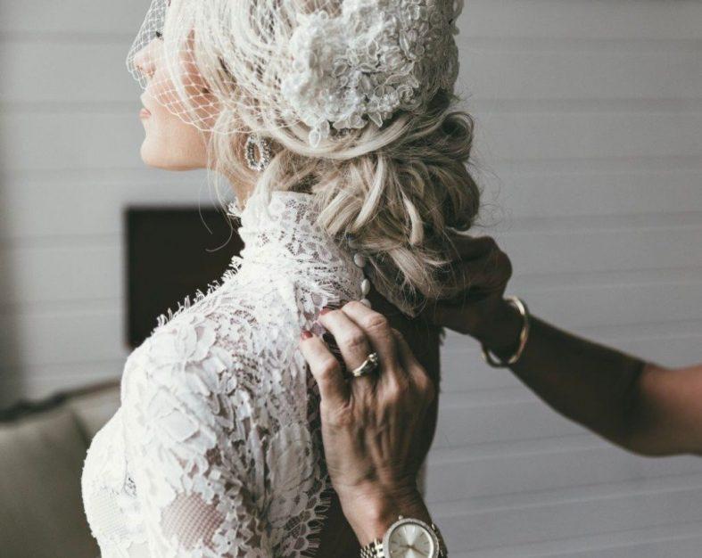 Nevěsta v šatech z Aliexpressu