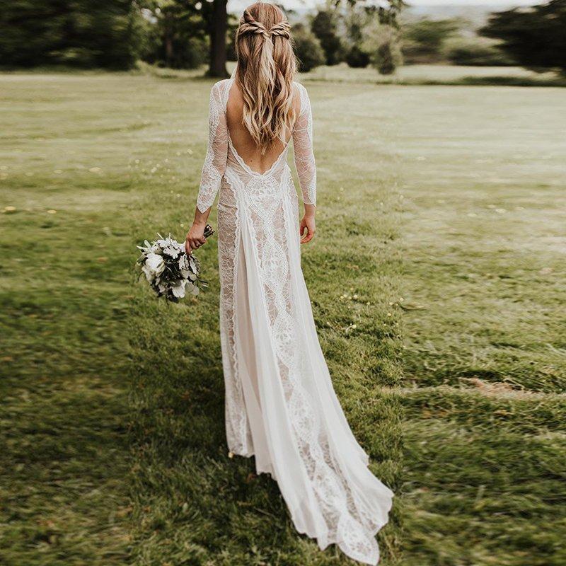 75a4a76cc2a Levné svatební šaty z Číny a Aliexpressu  recenze