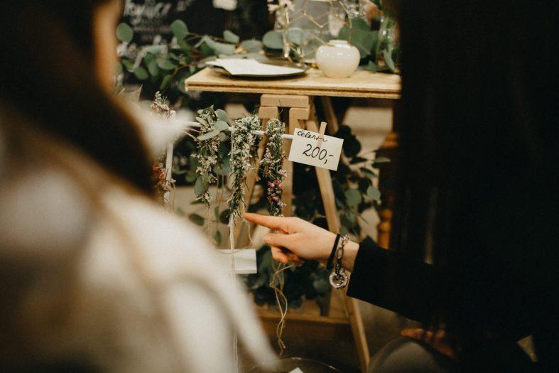Netradiční svatební dekorace - svatební veletrh Svatební cirkus
