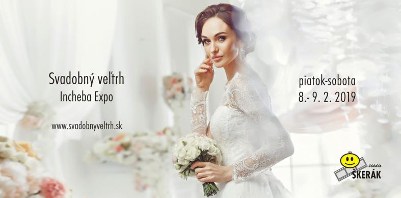Svatební veletrh Bratislava 2019