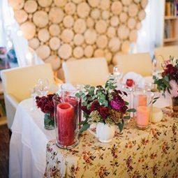 Svatební dekorace - Instagram
