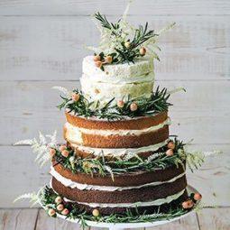 Svatební dorty - Instagram
