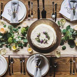 Svatební tabule - Instagram