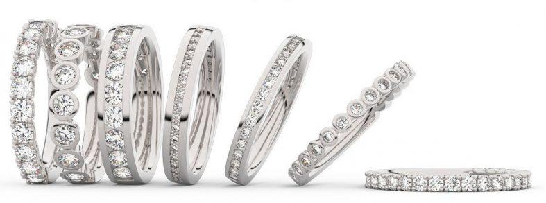Danfil snubní prsteny