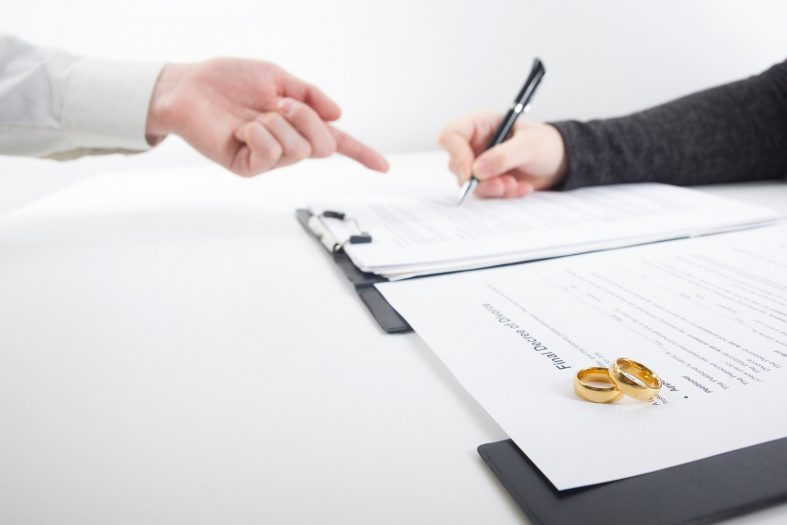 Předmanželská smlouva