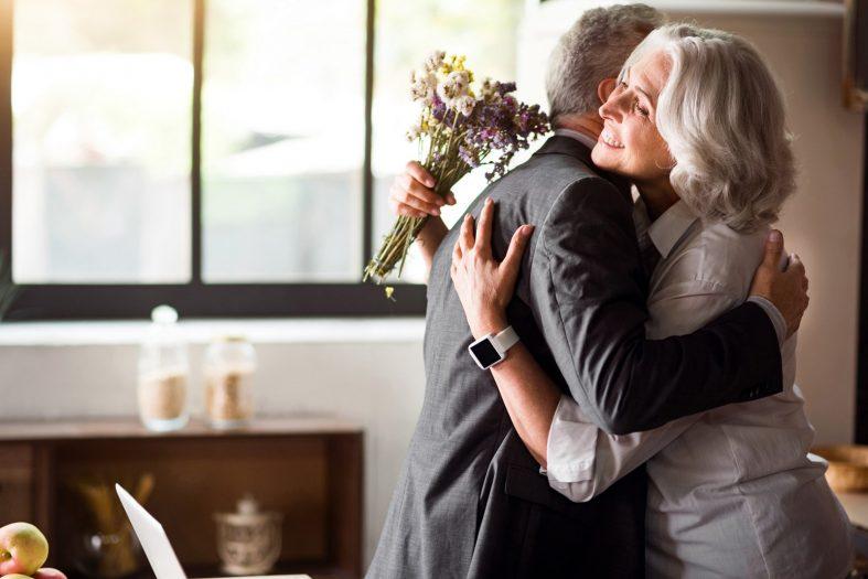 Výročí diamantové svatby