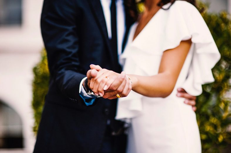 Svatba ve dvou