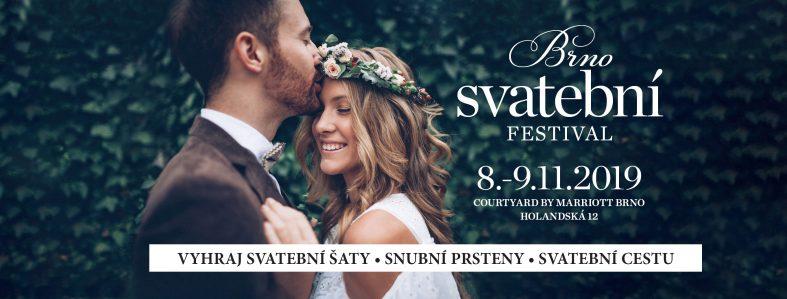 Svatební festival Brno 2019