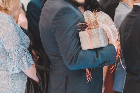 Kdy předat svatební dar