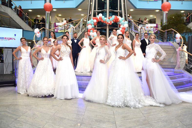 Svatební šaty - svatební veletrh Pardubice 2020