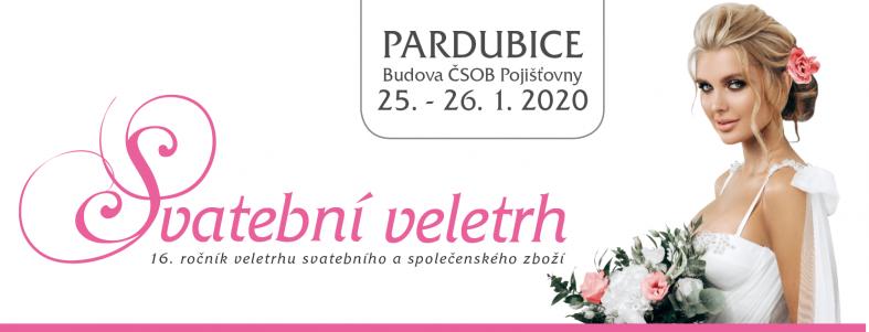 Svatební veletrh Pardubice 2020