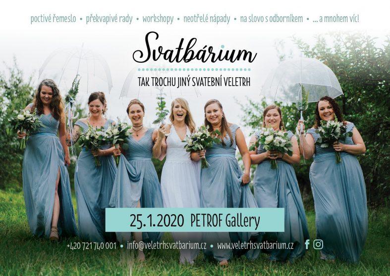 Svatební veletrh Svatbárium Hradec Králové 2020