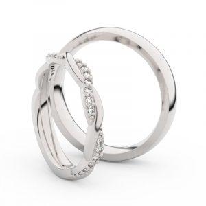 Dárek ke zlaté svatbě - nové snubní prstýnky