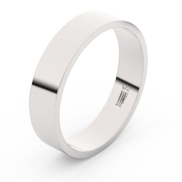 Snubní prsten z bílého zlata, Danfil FMR 1G50