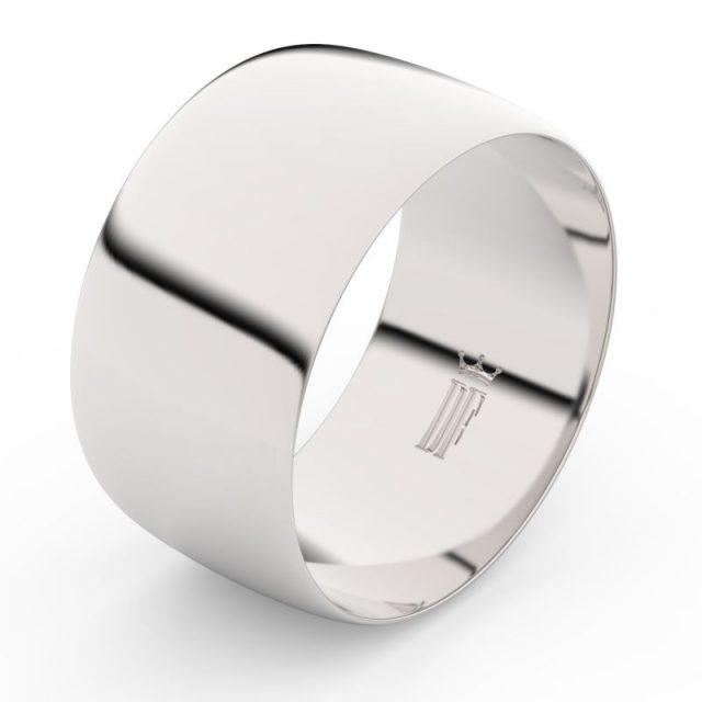 Snubní prsten z bílého zlata, Danfil FMR 9C110