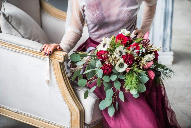 Popůlnoční svatební šaty na převlečení