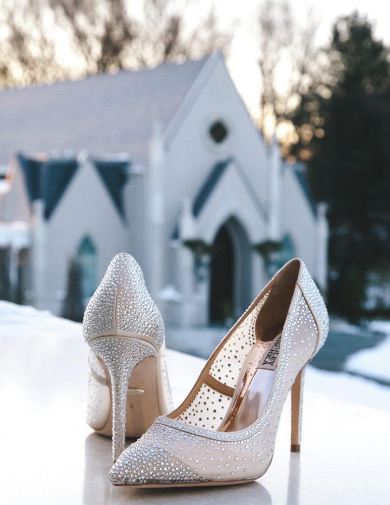 Lodičky na svatbu s kamínky