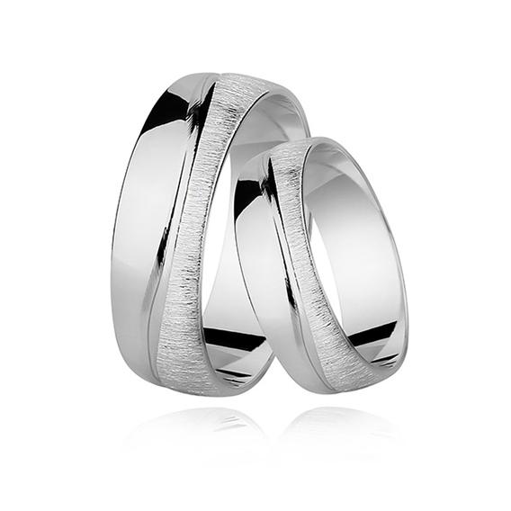 2200 Snubní prsten SATIN