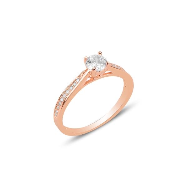 3179 Stříbrný prsten ROSE