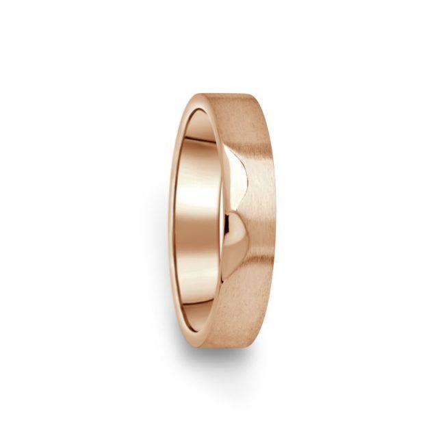 Prsten Danfil DF15/D červené (růžové) zlato 585/1000 bez kamene