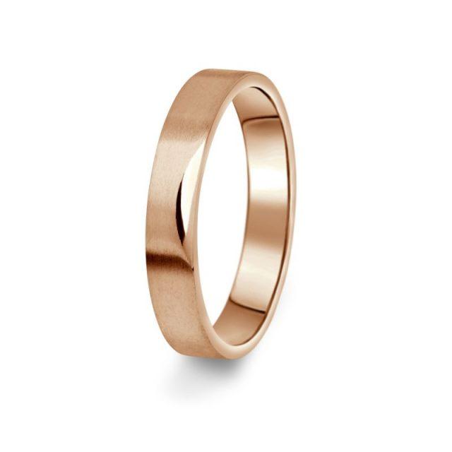 Prsten Danfil DF15/P červené (růžové) zlato 585/1000 bez kamene