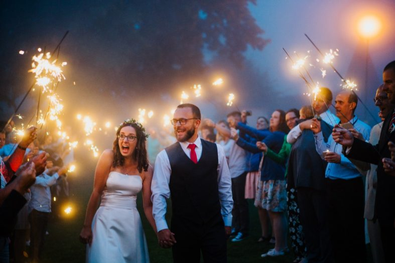 Svatební inspirace na svatebním veletrhu Svatbárium