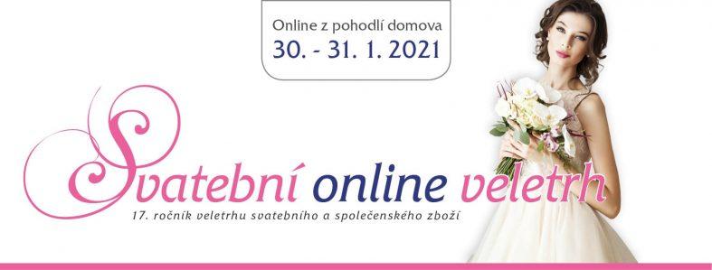 Svatební veletrh Pardubice online 2021