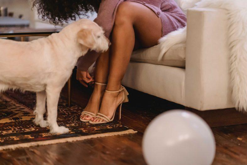 Jak na svatbě netrpět v botách