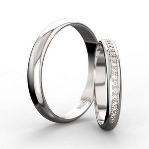 3D vizualizace decentních prstenů