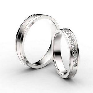 3D vizualizace prstenů na míru