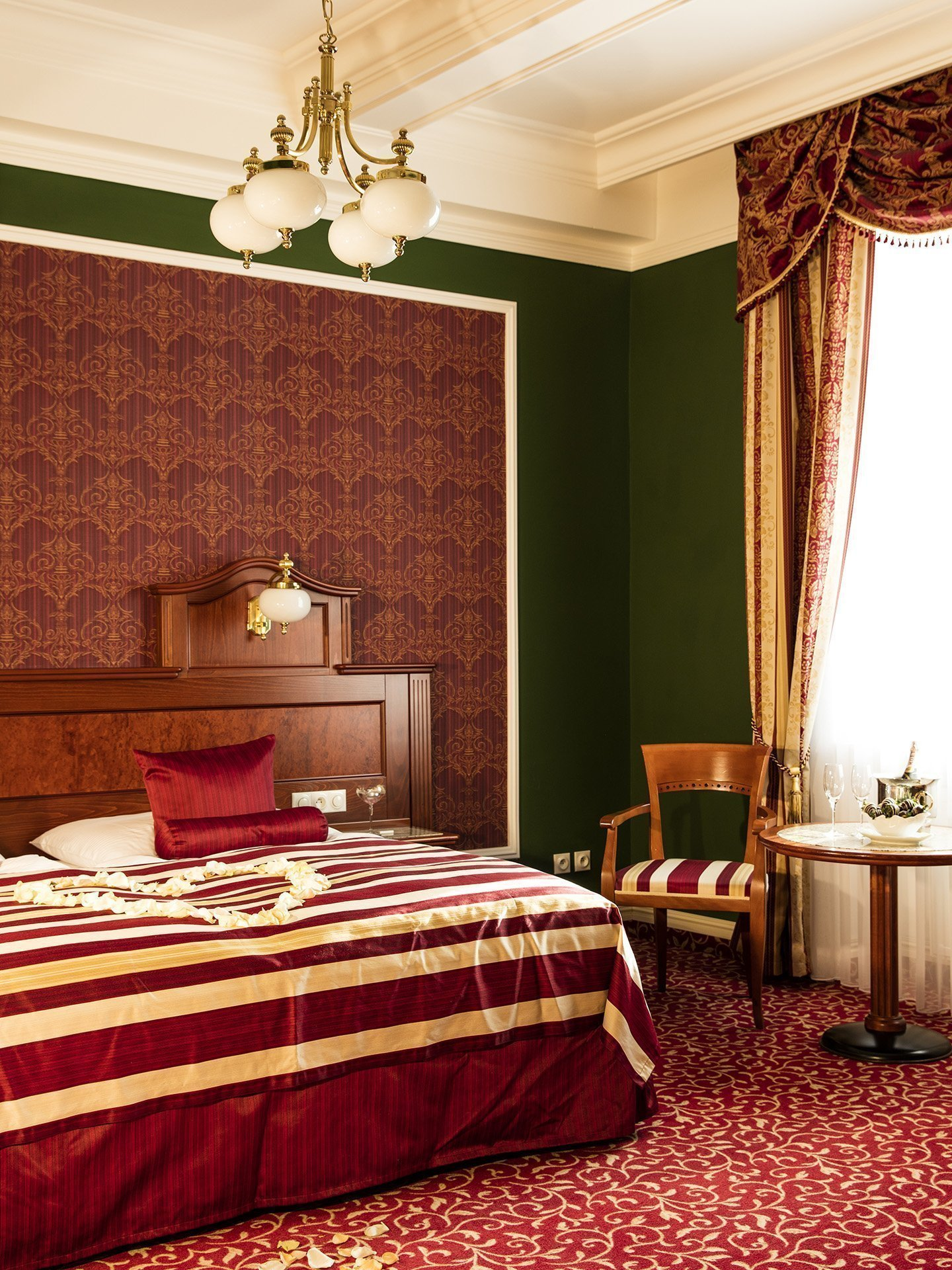 Apartmá hotelu Imperial