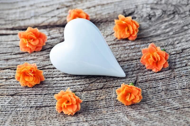 Bílé srdce