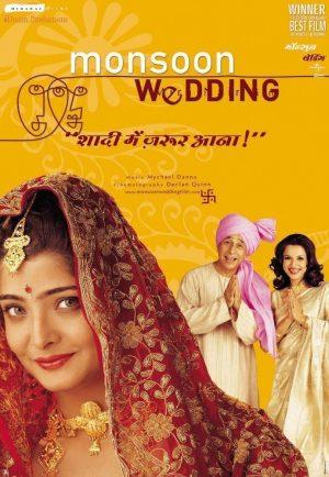 Film Bouřlivá svatba - Monsoon Wedding