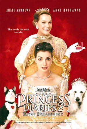 Film Deník princezny 2 - královské povinnosti