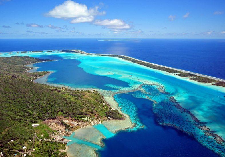 Exotická dovolená Bora Bora